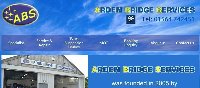 Arden Bridge Services Mobile Servicing