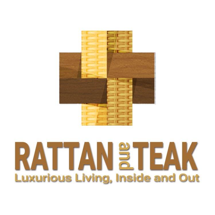 Rattan and Teak