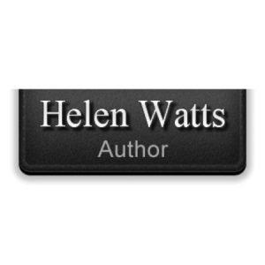 Helen Watts Author